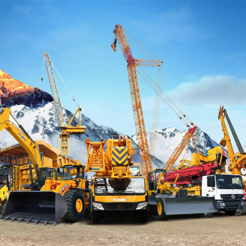 XCMG's Profit Surges as Global Economic Recovery Boosts Demand for Construction Machinery. (PRNewsfoto/XCMG)